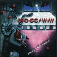 Mogg/Way Edge Of The World Album Cover