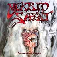 [Morbid Saint Spectrum Of Death Album Cover]