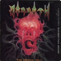 [Morgoth The Eternal Fall/ Resurrection Absurd Album Cover]