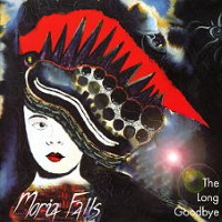 [Moria Falls The Long Goodbye Album Cover]