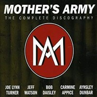 [Mothers Army The Complete Discography Album Cover]