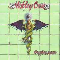 [Motley Crue Dr. Feelgood Album Cover]
