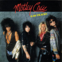 Motley Crue Raw Tracks Album Cover
