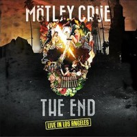 [Motley Crue The End - Live In Los Angeles Album Cover]