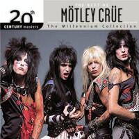 [Motley Crue The Best Of Motley Crue (20th Century Masters) Album Cover]