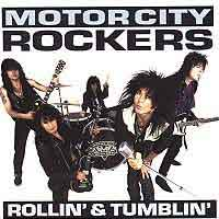 [Motor City Rockers Rollin' and Tumblin' Album Cover]