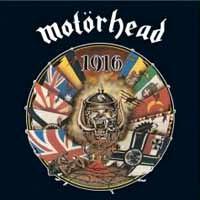 [Motorhead 1916 Album Cover]