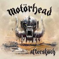 [Motorhead Aftershock Album Cover]
