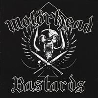 [Motorhead Bastards Album Cover]