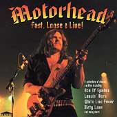 [Motorhead Fast, Loose and Live Album Cover]