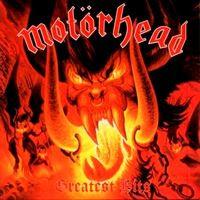 [Motorhead Greatest Hits Album Cover]