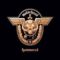 [Motorhead Hammered Album Cover]