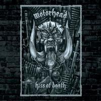 [Motorhead Kiss Of Death Album Cover]
