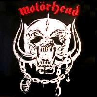[Motorhead Motörhead Album Cover]