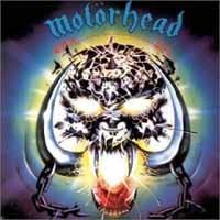 [Motorhead Overkill Album Cover]