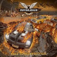 [MotorJesus Race To Resurrection Album Cover]