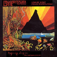 [Mountain Mountain Live: The Road Goes Ever On Album Cover]