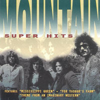 [Mountain Super Hits Album Cover]