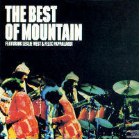 [Mountain The Best Of Mountain Album Cover]