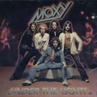 [Moxy Under the Lights Album Cover]