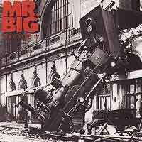 [Mr. Big Lean Into It Album Cover]