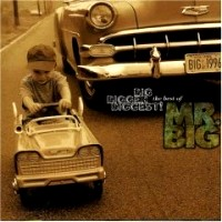 [Mr. Big Big, Bigger, Biggest Album Cover]