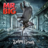 Mr. Big Defying Gravity Album Cover