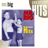 [Mr. Big Greatest Hits Album Cover]