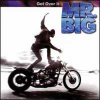 Mr. Big Get Over It Album Cover