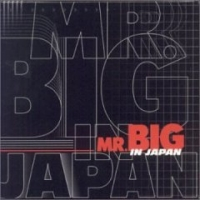 [Mr. Big In Japan Album Cover]