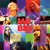 [Mr. Big Japandemonium Album Cover]