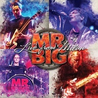 [Mr. Big Live From Milan Album Cover]