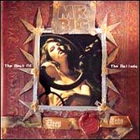 [Mr. Big Deep Cuts - The Best Of The Ballads Album Cover]