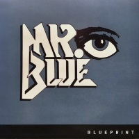 [Mr. Blue Blueprint Album Cover]