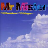 [Mr. Mister Broken Wings Album Cover]