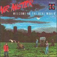 [Mr. Mister Welcome to The Real World Album Cover]
