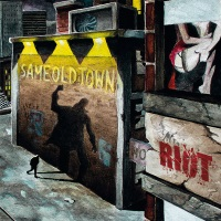 [Mr. Riot Same Old Town Album Cover]