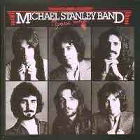 [Michael Stanley Band Greatest Hints Album Cover]