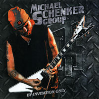 The Michael Schenker Group By Invitation Only Album Cover