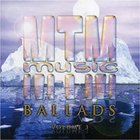 [Compilations MTM Rock Ballads Volume 3 Album Cover]