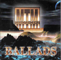 [Compilations MTM Rock Ballads Volume 2 Album Cover]