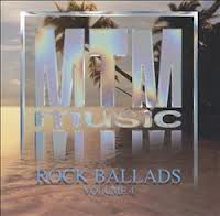 [Compilations MTM Rock Ballads Volume 4 Album Cover]