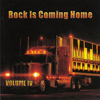 [Compilations MTM Compilation Volume 4 - Rock Is Coming Home Album Cover]