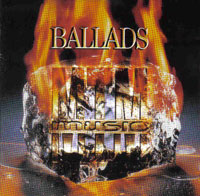 [Compilations MTM Rock Ballads Volume 1 Album Cover]