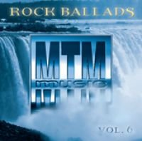 [Compilations MTM Rock Ballads Volume 6 Album Cover]