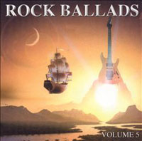 [Compilations MTM Rock Ballads Volume 5 Album Cover]