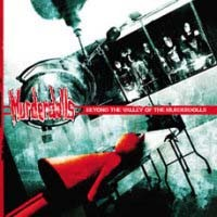 [Murderdolls Beyond the Valley of the Murderdolls Album Cover]