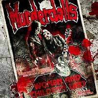 [Murderdolls Women and Children Last Album Cover]