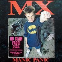 [MX Machine Manic Panic Album Cover]