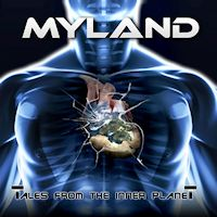 [Myland Tales From The Inner Planet Album Cover]